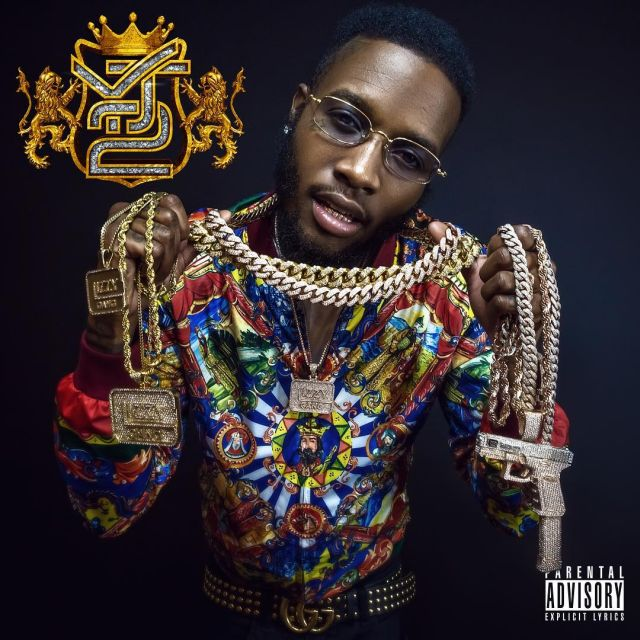 Shy Glizzy Reveals Artwork and Release Date For 'Young Jefe 2' Mixtape