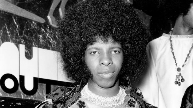 Sly Stone of the Legendary Sly and the Family Stone ...