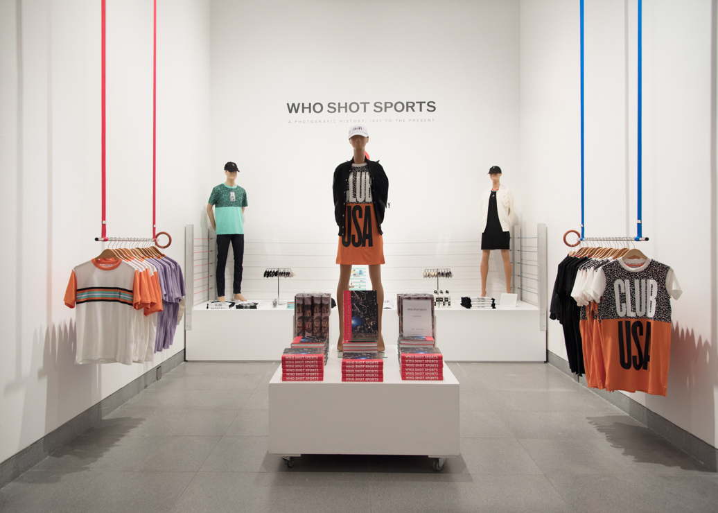 who shot sports shop  ps