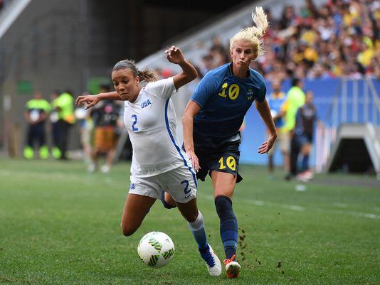 Women S Soccer USWNT Suffer Cru...
