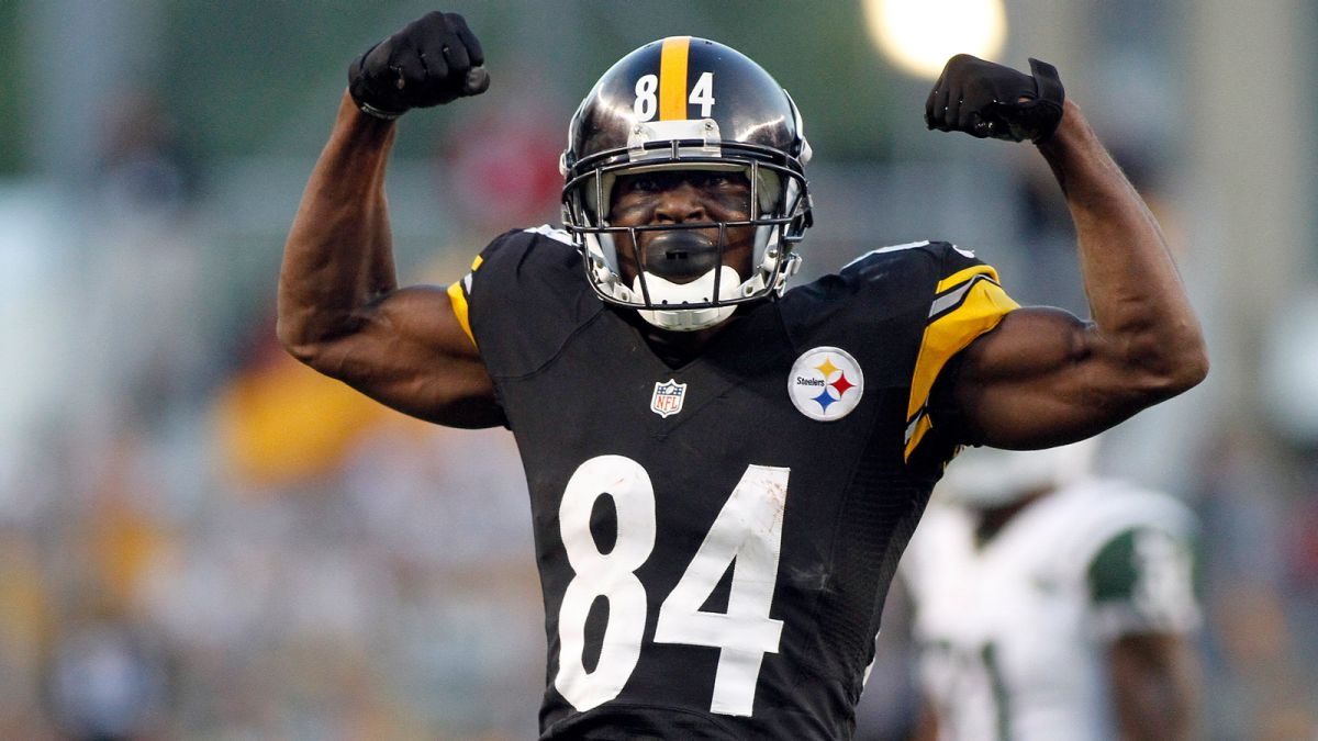 Antonio Brown Revealed as Madden 19 Cover Athelete