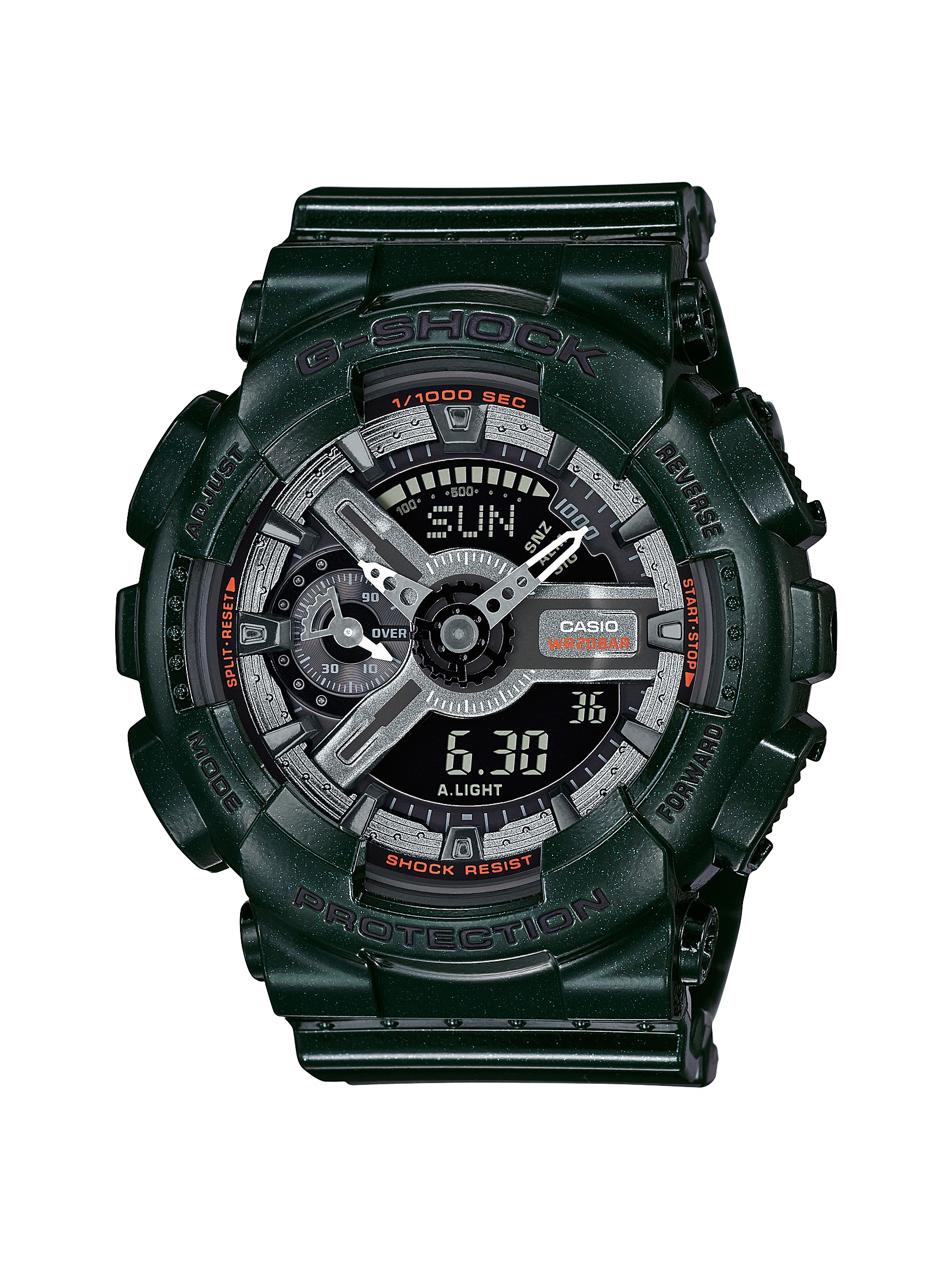 Interview Style Sector Meet The Founding Father Of Casio G Shock Original Ae 1000w 1avdf Gma S110mc 3a Jr