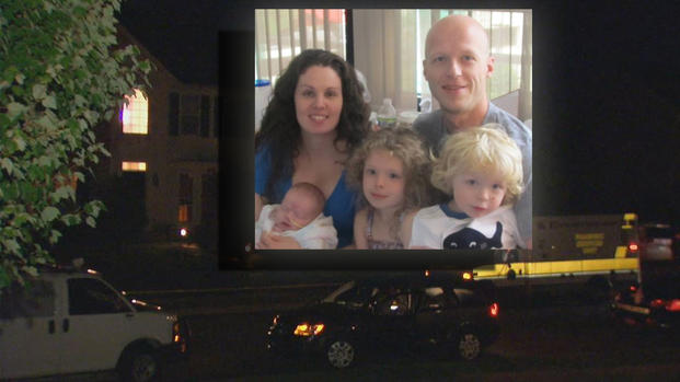 Mark and Megan Short FB Photo Short Family murder suicide with children