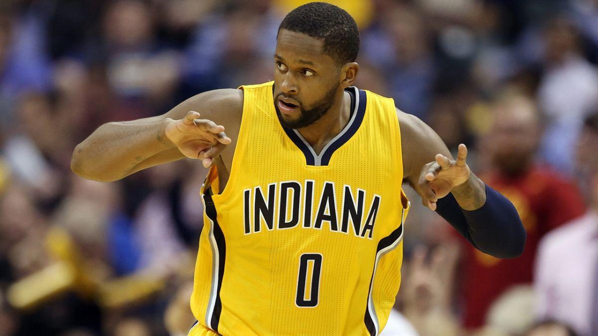 PI NBA Pacers CJ Miles