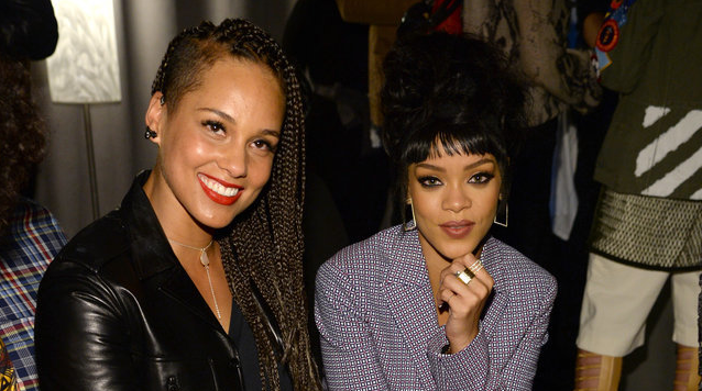 The Source Alicia Keys Was Nearly The Recipient Of Rihanna S Work