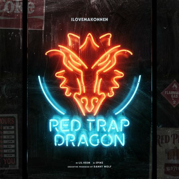 red trap dragon