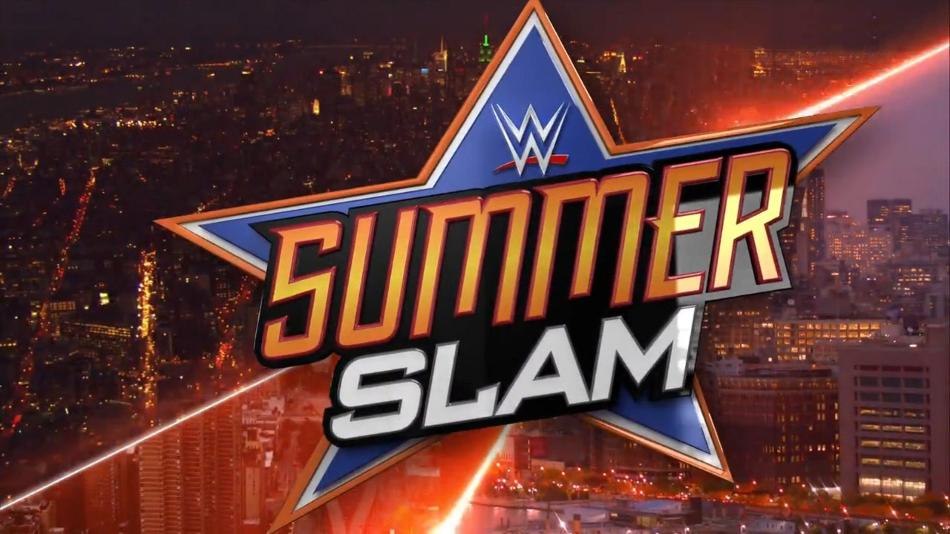 wwe summerslam  full show
