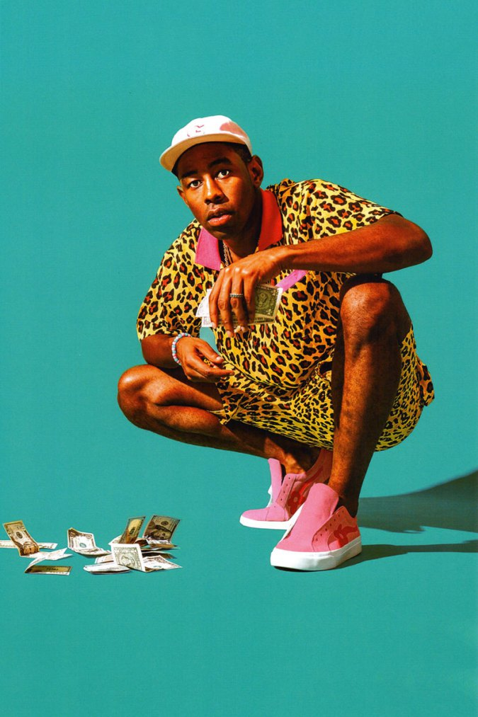 77e75b311ad6 Tyler the Creator Drops Lively Golf Wang Fall Winter 2016 Collection ...
