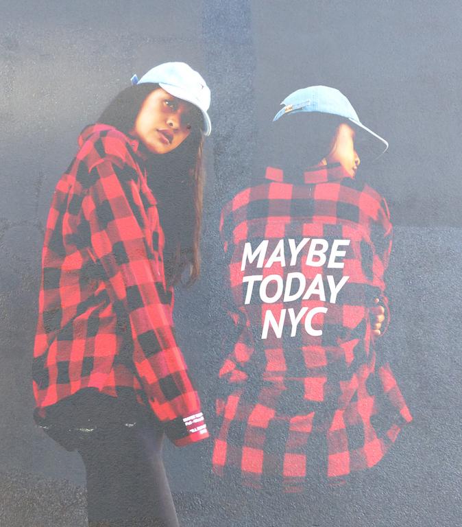 MaybeTodayNYCReleasesItsFall/WinterLookBook