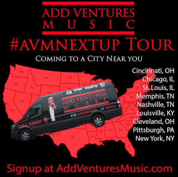 ADD Ventures Music Midwest Tour Chris Gotti
