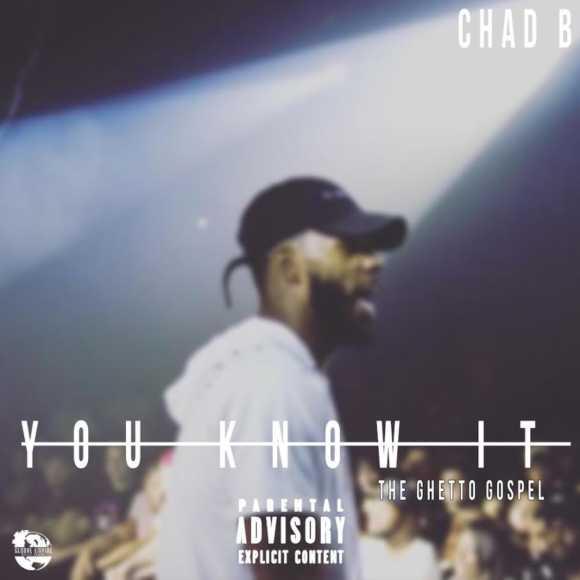 Chad B You Know It Artwork