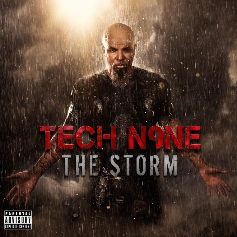 Tech Nne The Storm cover art