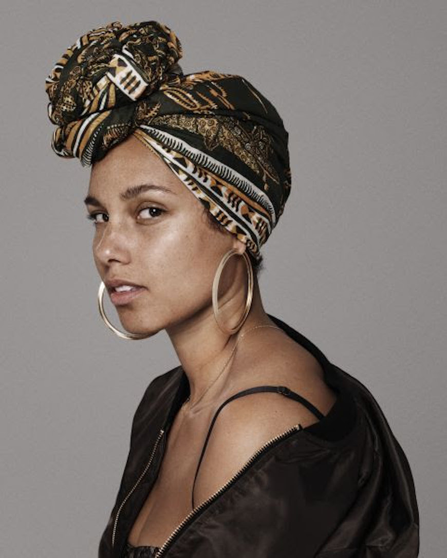 alicia keys - photo #5