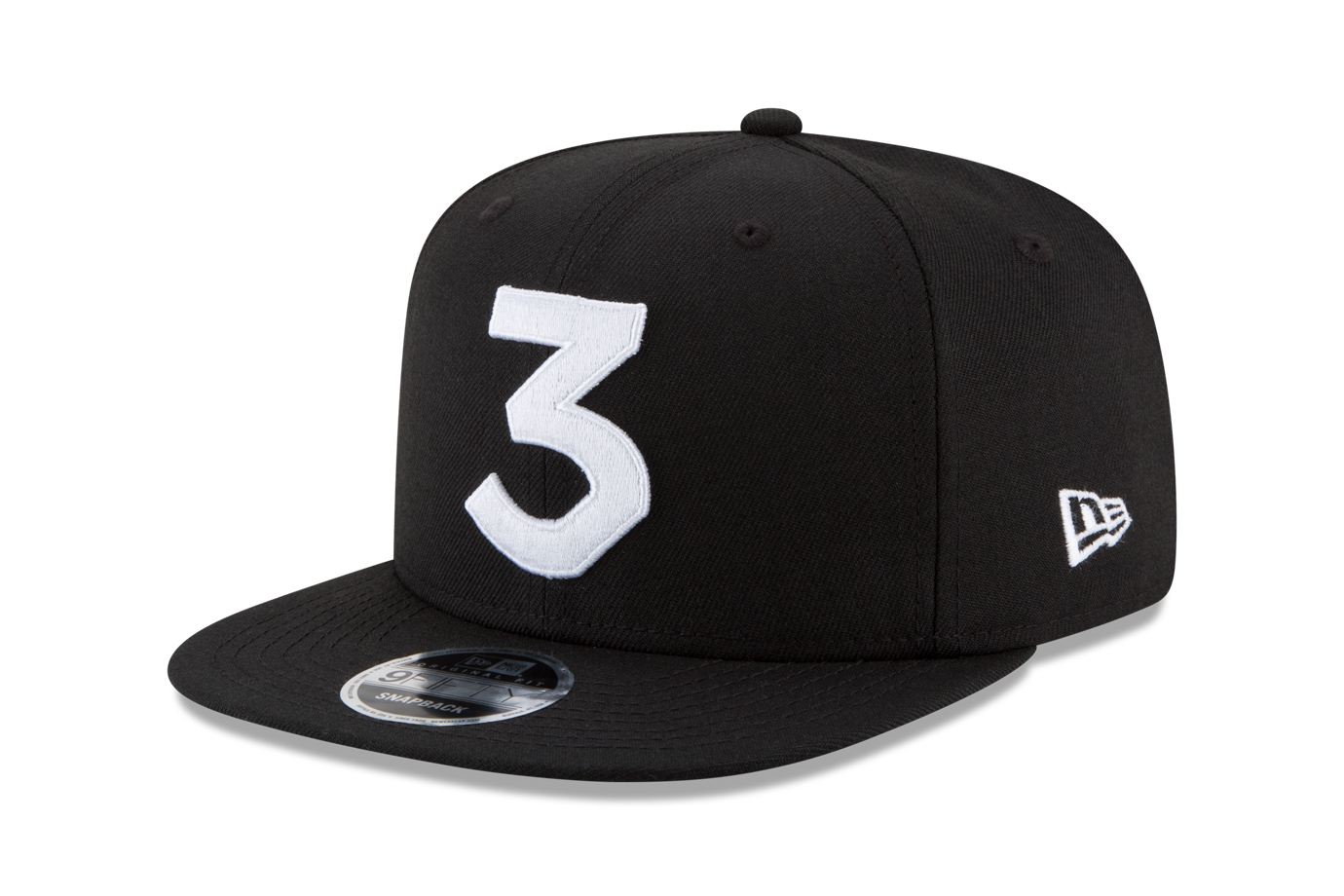 Chance The Rapper Releases His Signature New Era 3 Hat