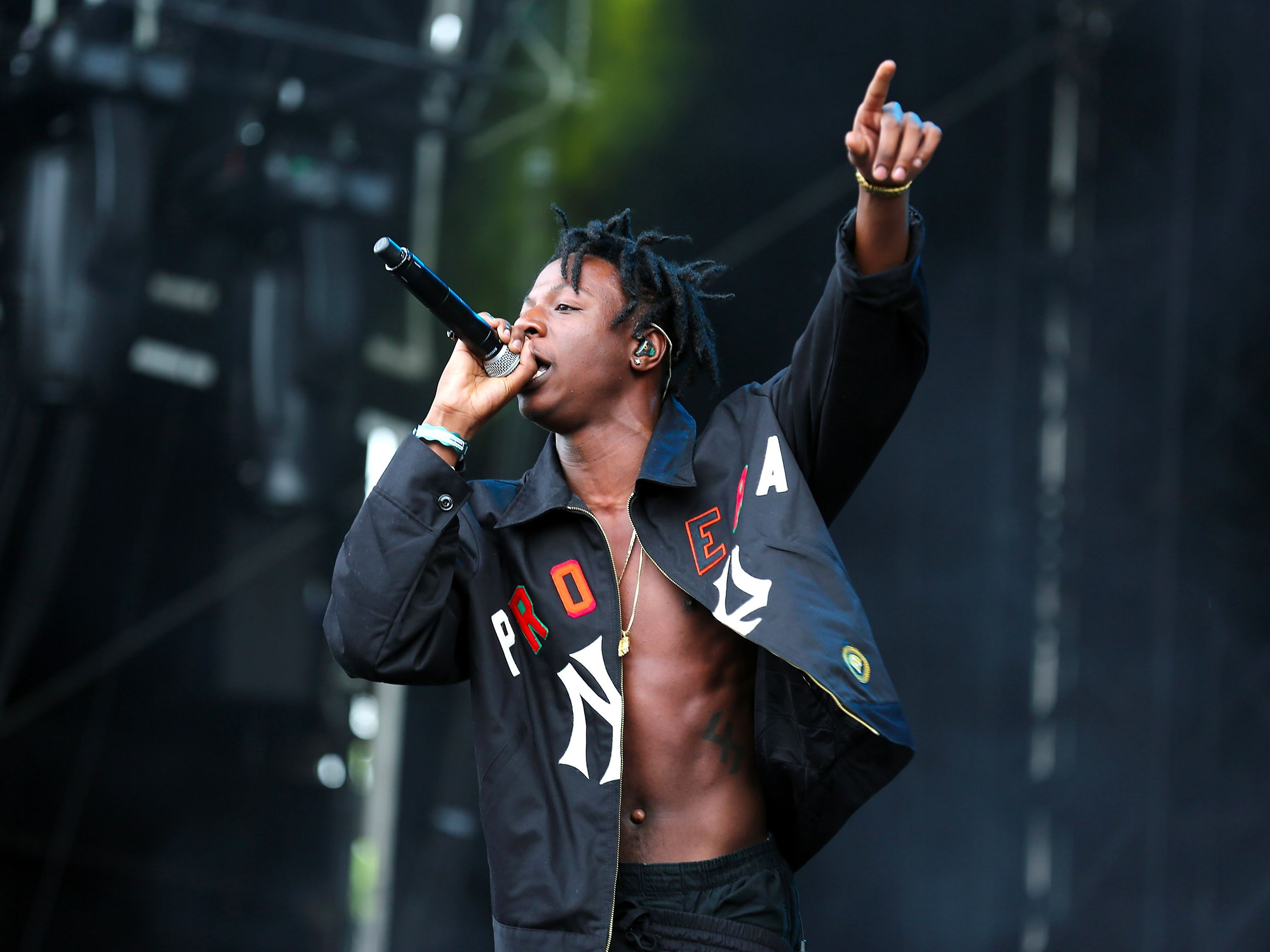 Joey Bada$$' 'ABBA' Album is 90 Percent Complete