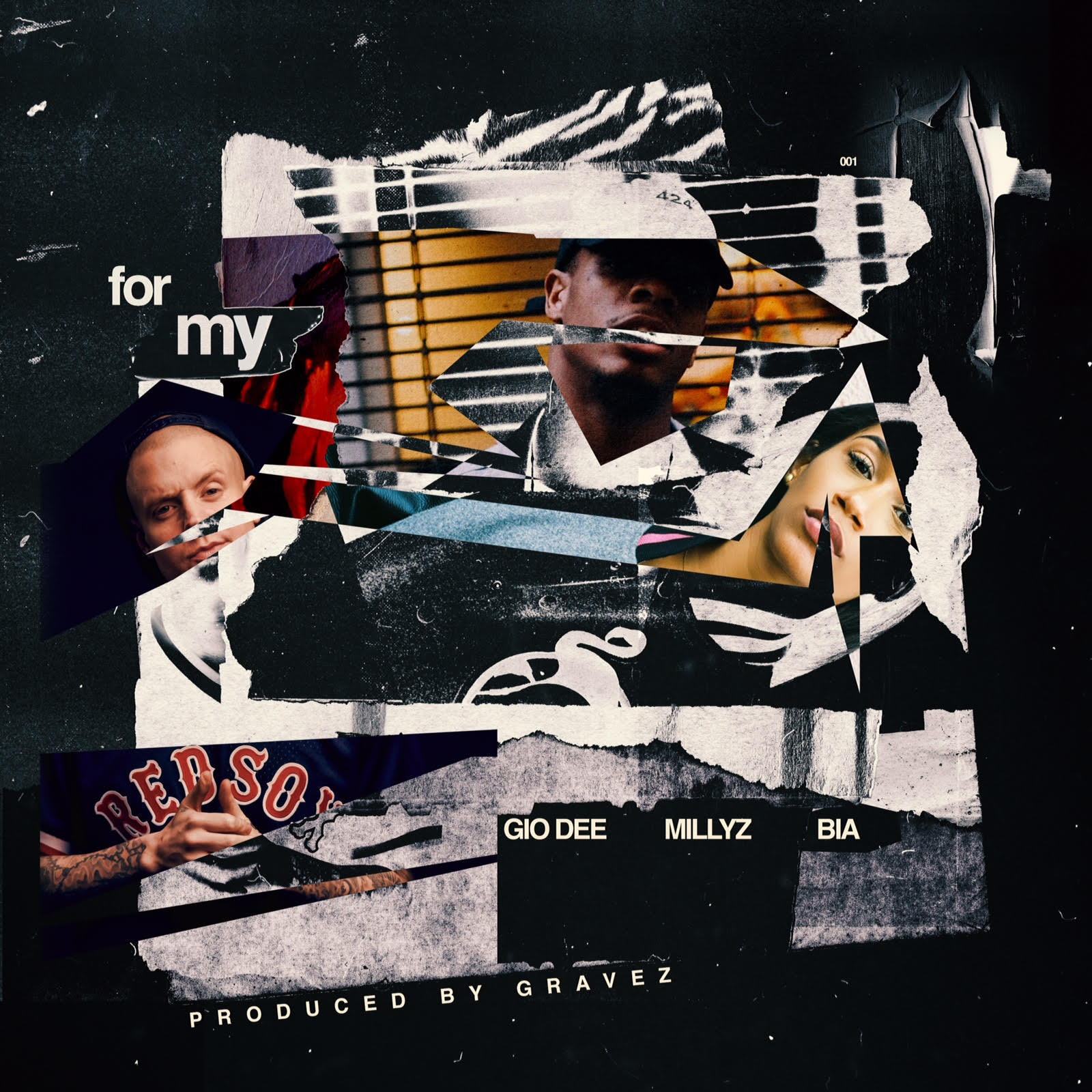 "First Listen: Gio Dee Keeps Things Strictly Boston As He Recruits Bia And Millyz On New Single ""For My"""