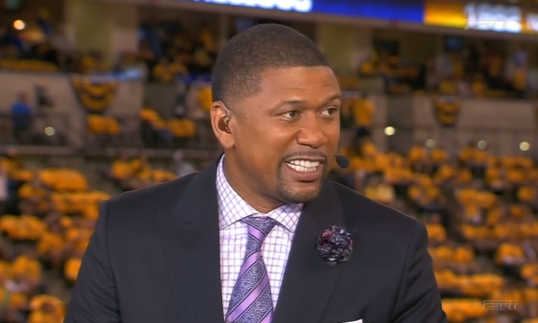 "94190da7d82a Jalen Rose on The Michigan Fab 5  ""We Were Just Different"