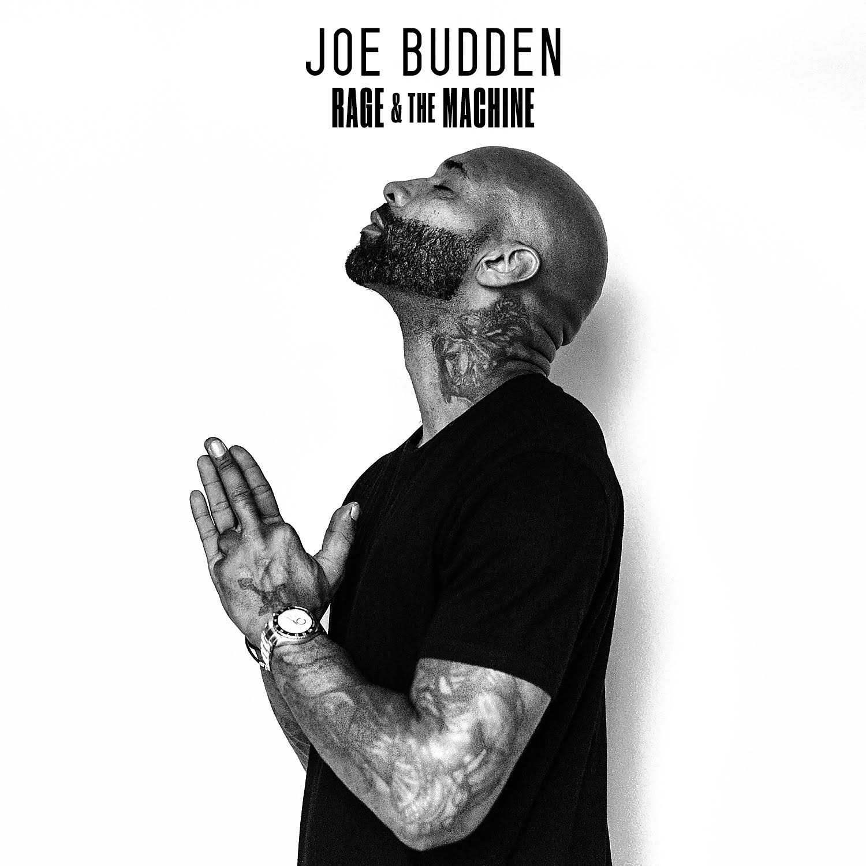 Joe Budden Rage The Machine Album Cover Art