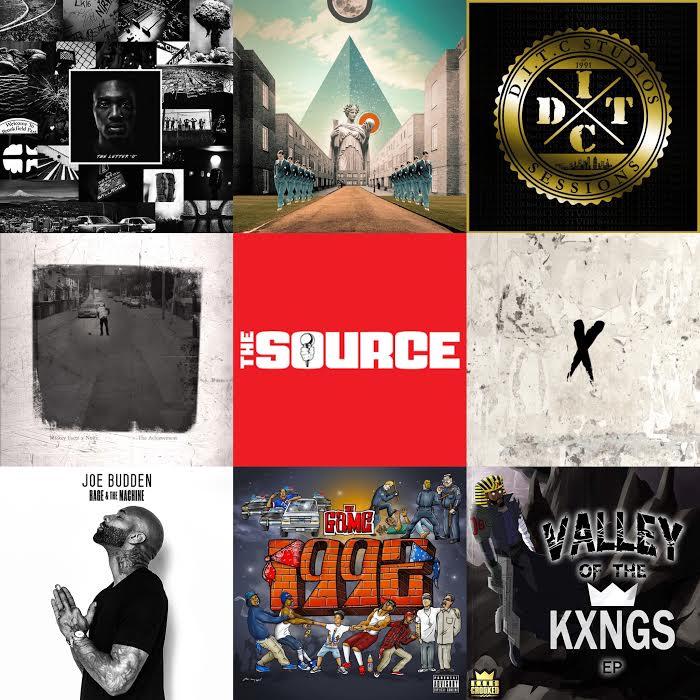 Source Albums  Part  October