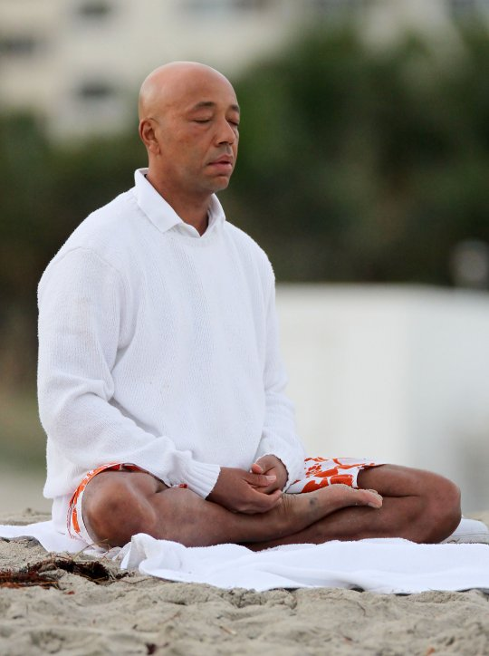 Image result for russell simmons yoga
