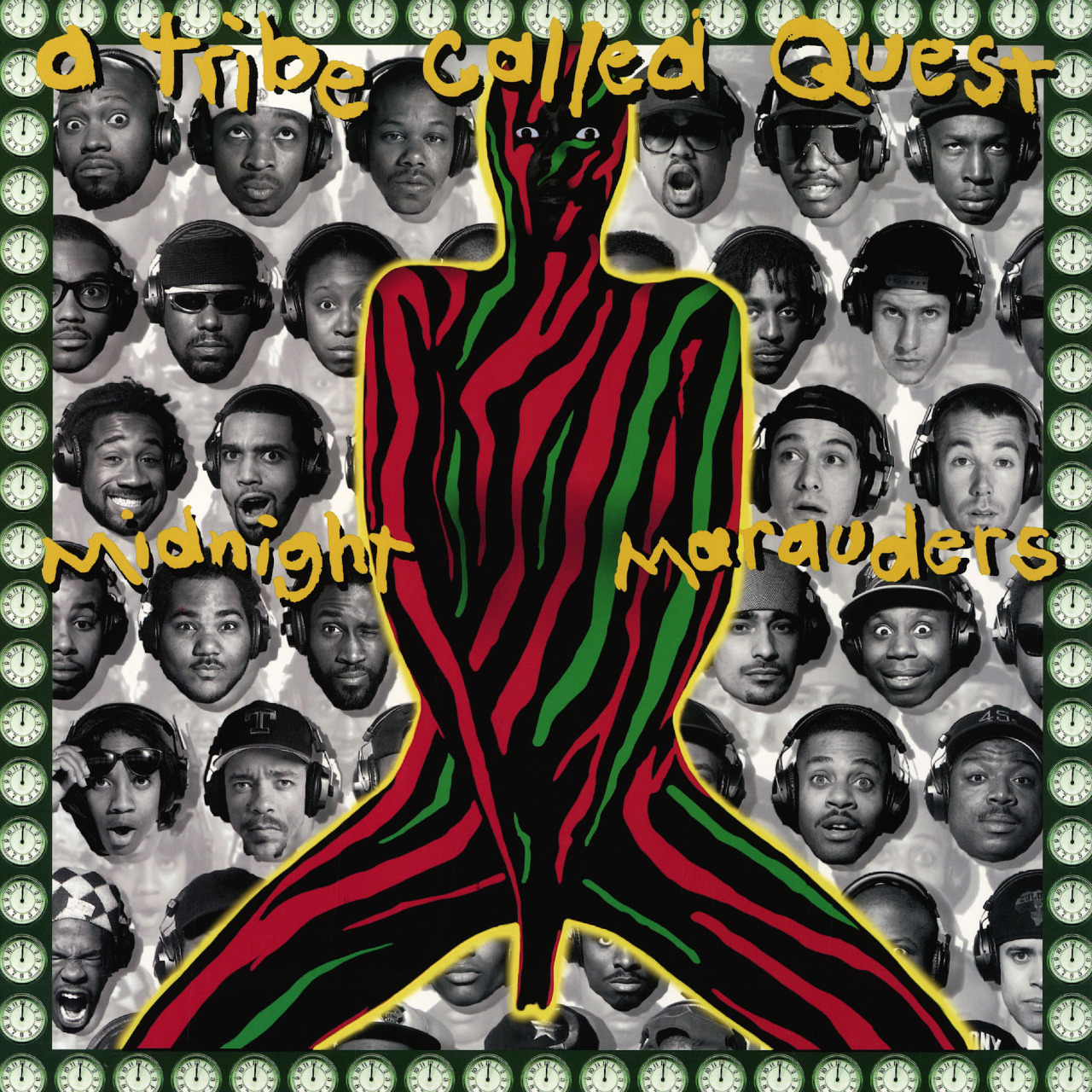 A Tribe Called Quest Drops New Visual For