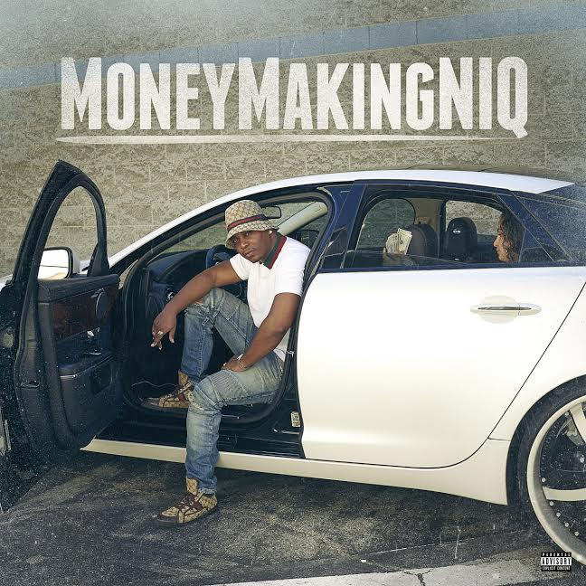 "Cali Artist NIQLE NUT Kicks Motivation In New Track ""MoneyMakingNiq"""