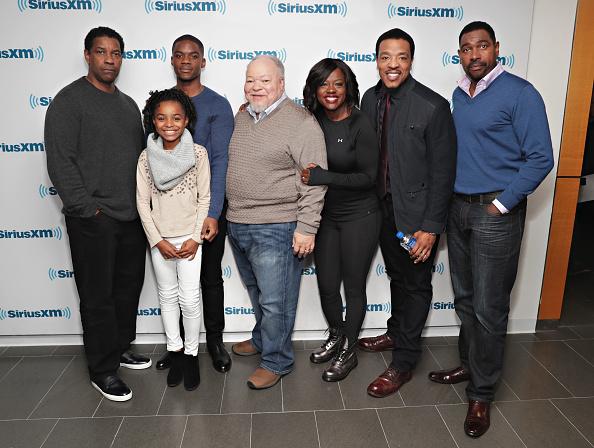 'FENCES' Cast