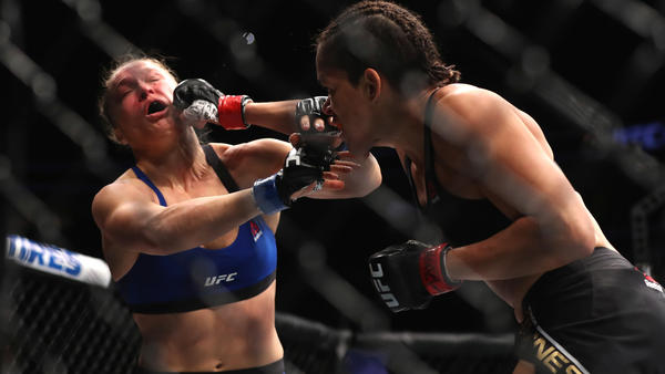 Ronda Rousey Suffers Another Devastating Loss