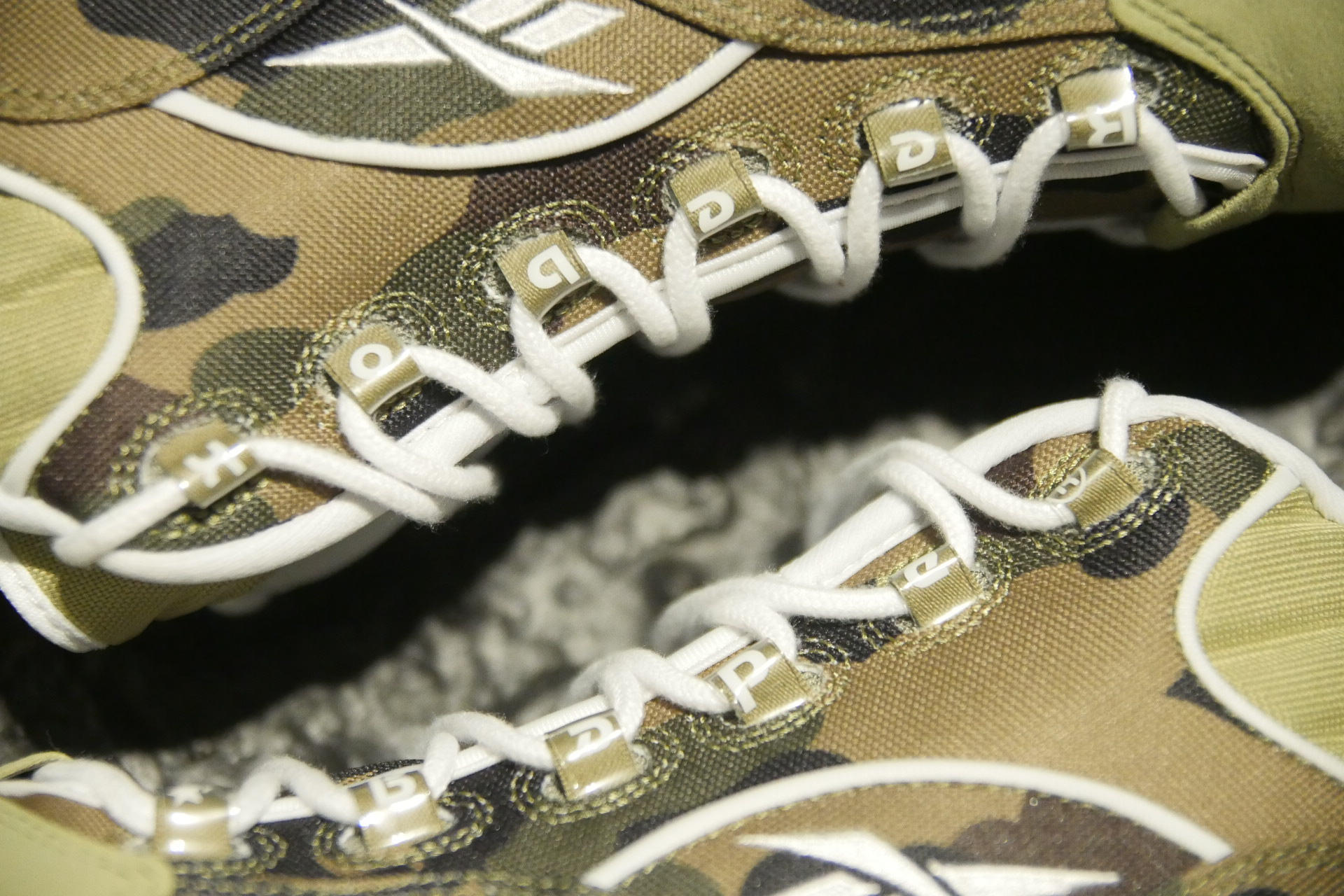 The  1st Camo  Reebok Question x mita sneakers x A Bathing Ape releases on  Friday 5af4a4feb
