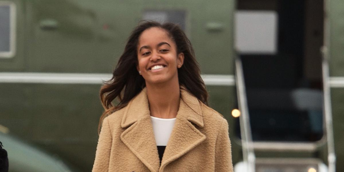 news look malia obama s black girl magic was in full affect scoring