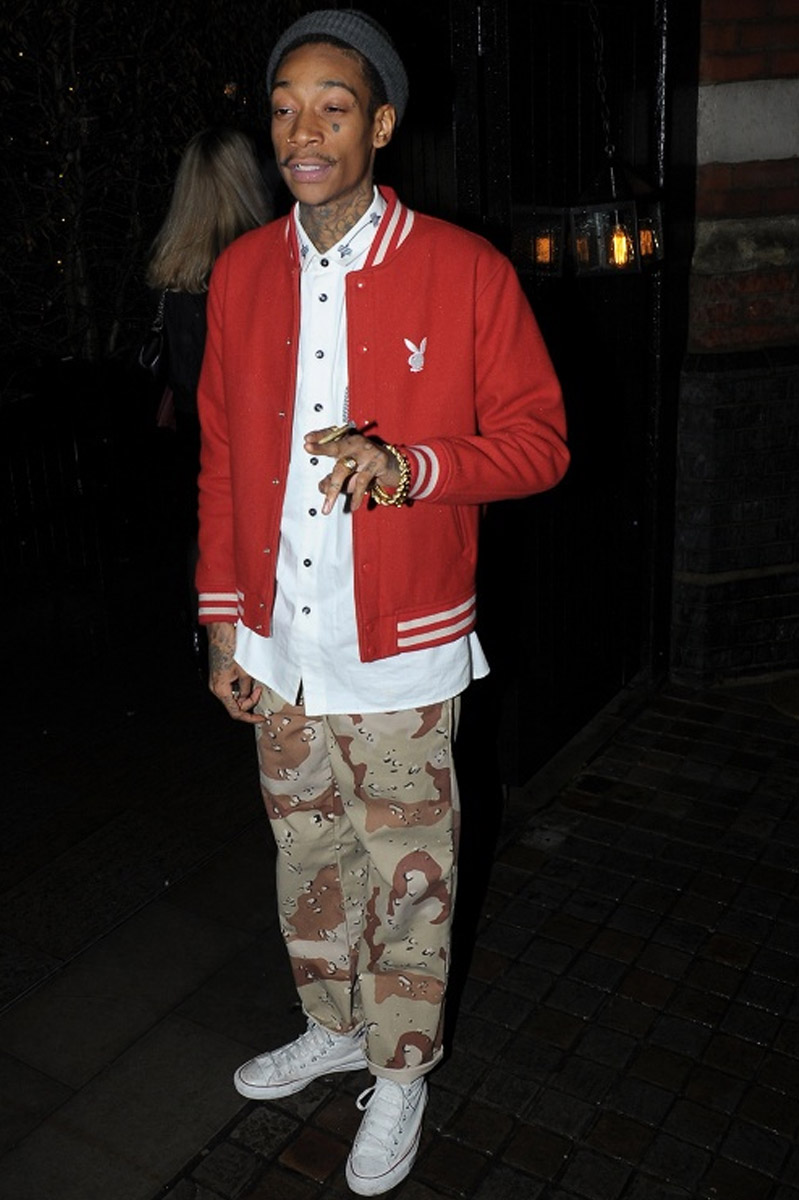 style sector how to wear supreme celebrity edition the