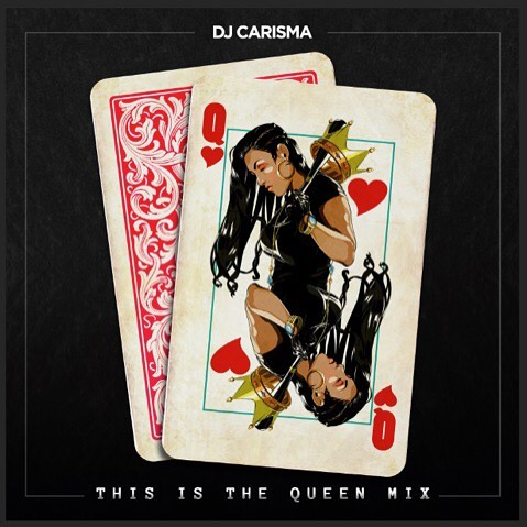 Ladies of Hip Hop and R&B Link Up to Remix Hits Courtesy of DJ Carisma