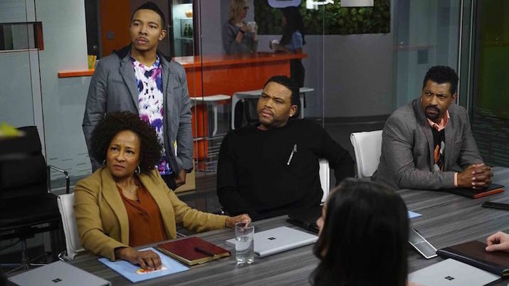Black ish To Tackle Trump Presidency In New Episode