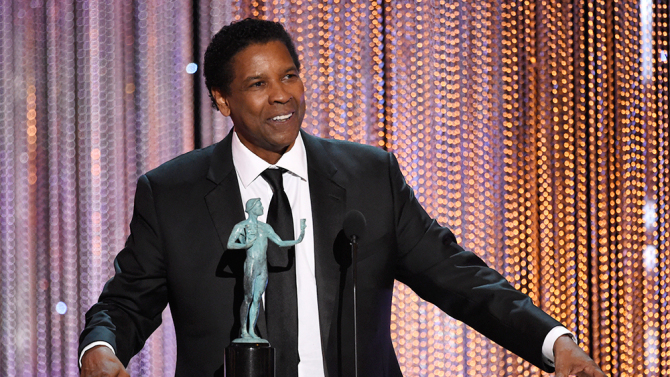 denzel washington sag awards