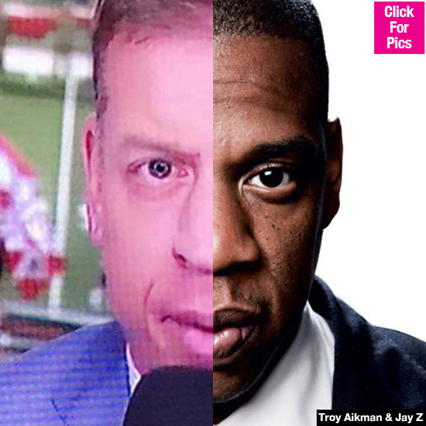 troy aikman or jay z lead