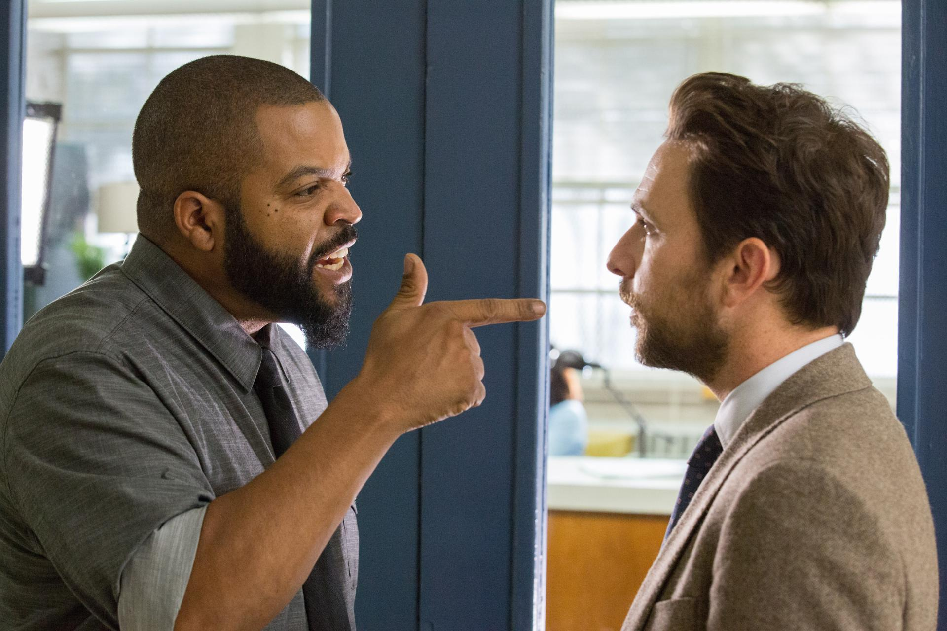 Ice Cube and Charlie Day - Fist Fight