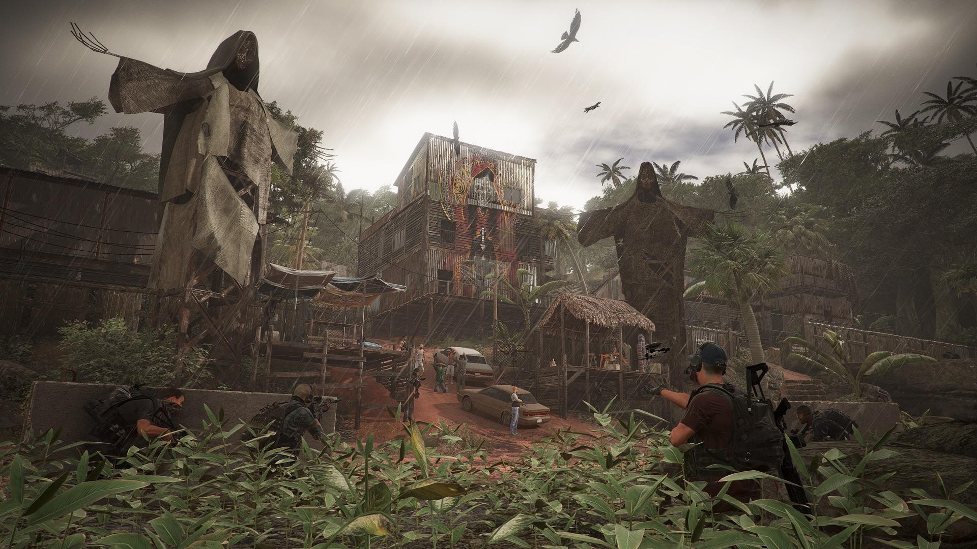 Tom Clancy's Ghost Recon Wildlands, Courtesy of Ubisoft