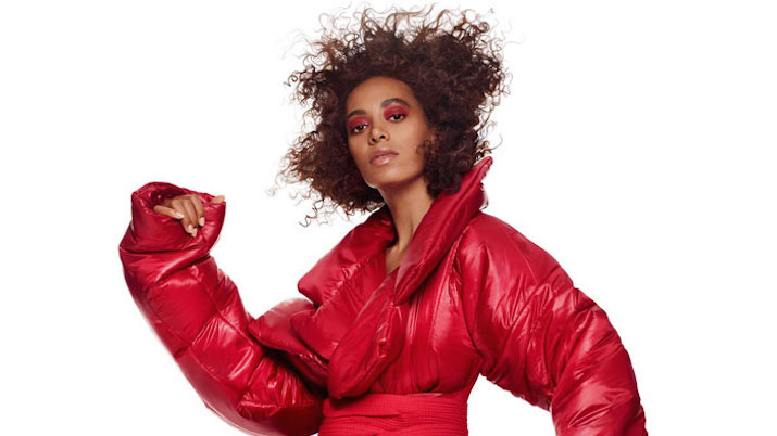 Solange Discusses A Seat At The Table More In Elle Cover Story