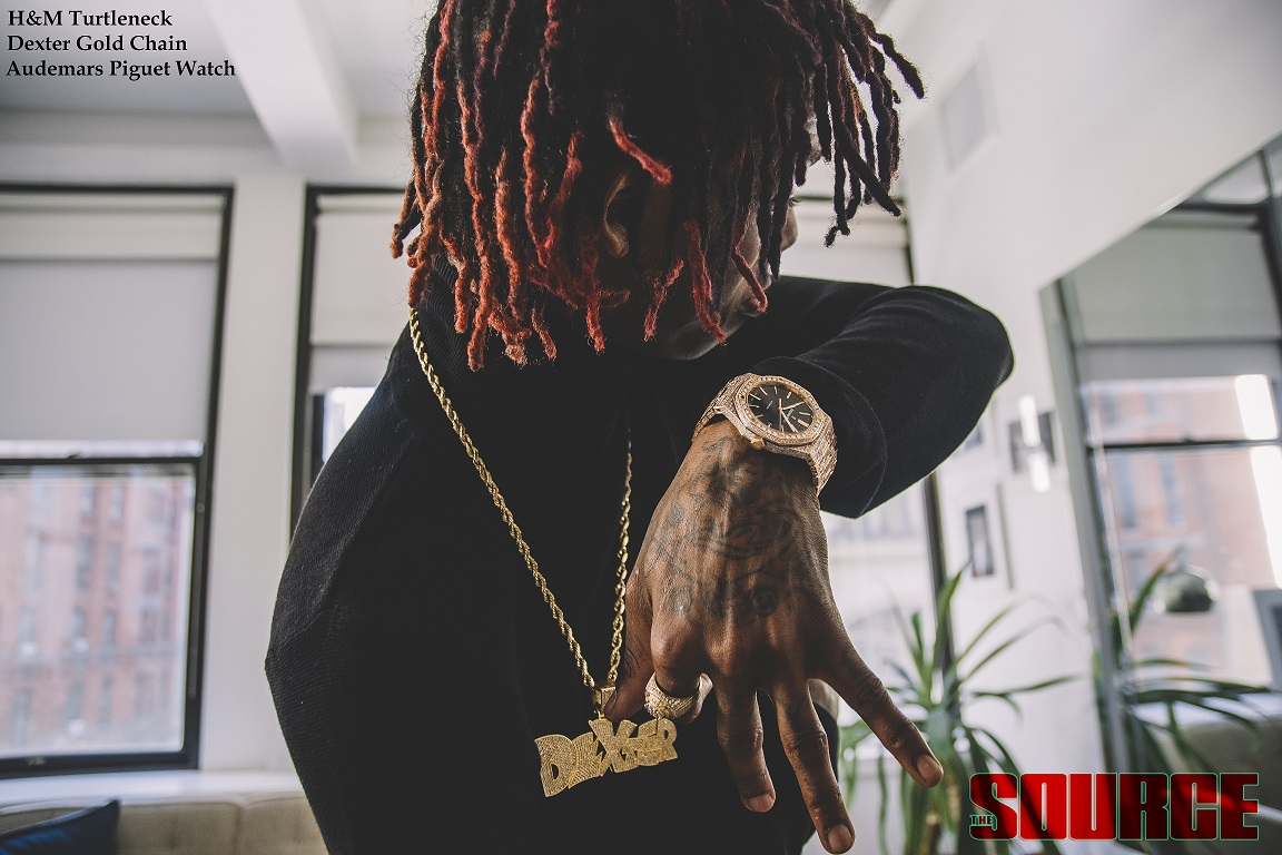 Style Sector: An Exclusive Fashion Interview With Famous Dex