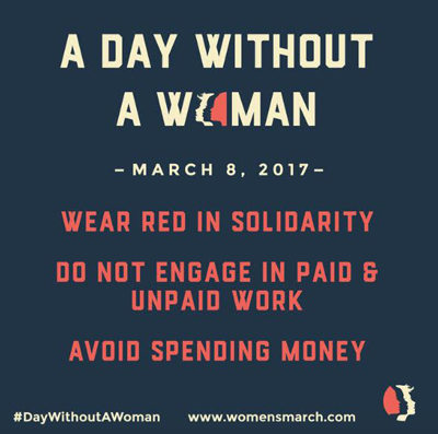 Day without a woman