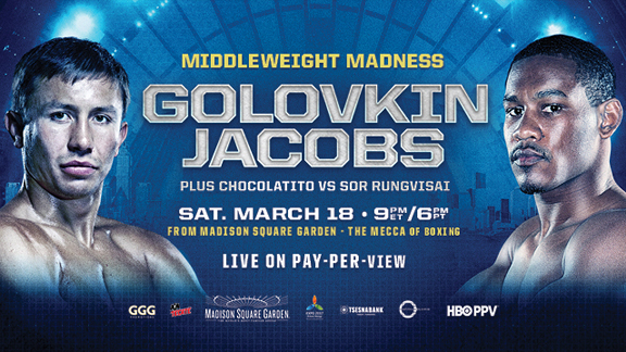 Check Out The Preview Show Featuring Golovkin Vs