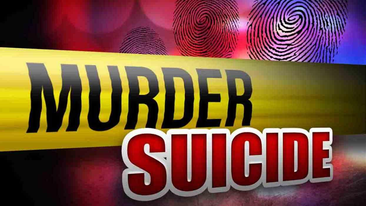 TWO DEAD IN SUSPECTED MURDER SUICIDE IN ROSEDALE