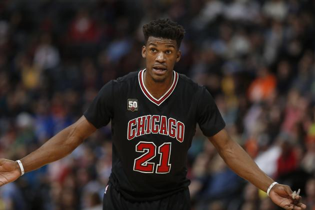 271e636d6 NBA All Star Jimmy Butler Could Be Looking For a New Home Really Soon