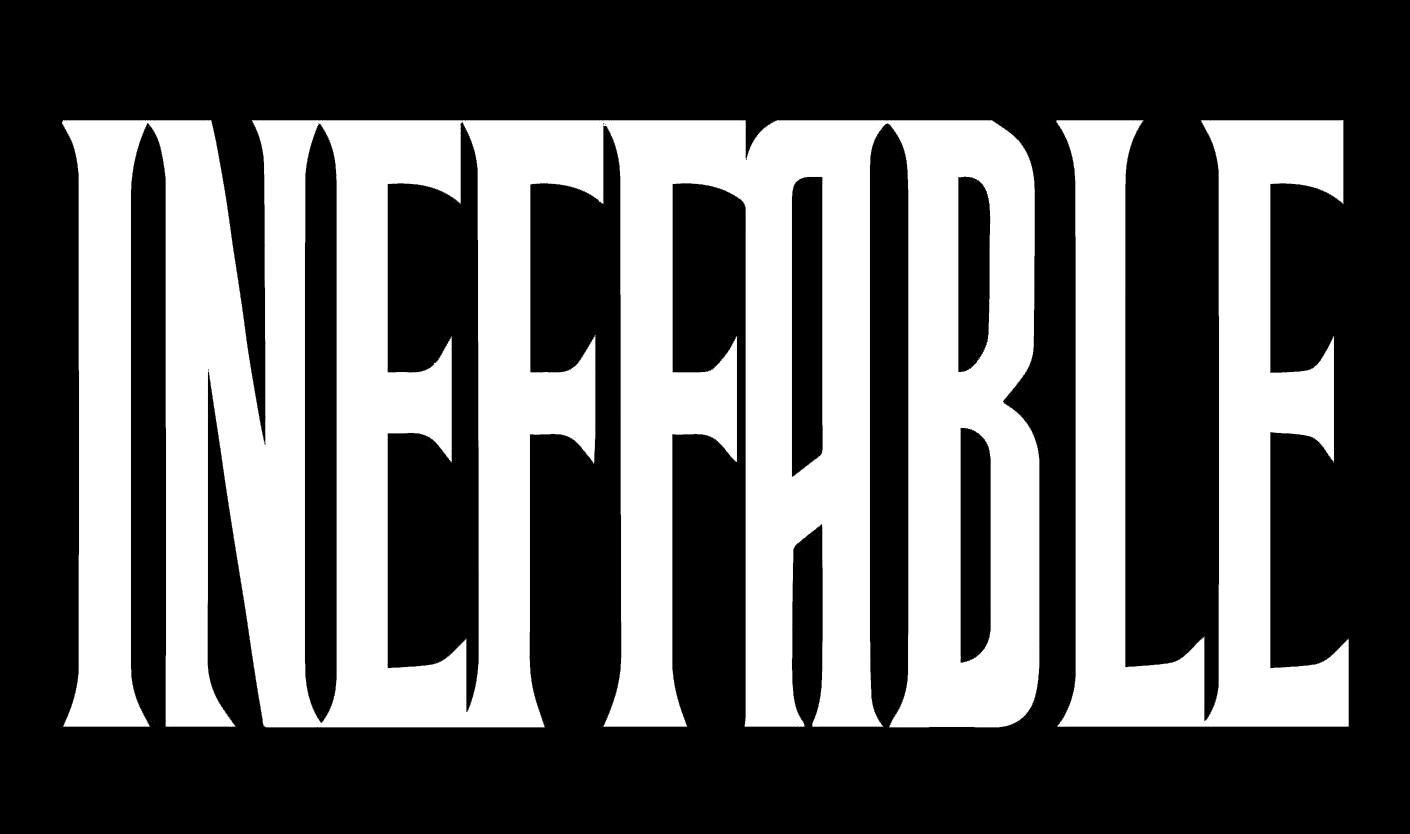 ineffable logo reverse