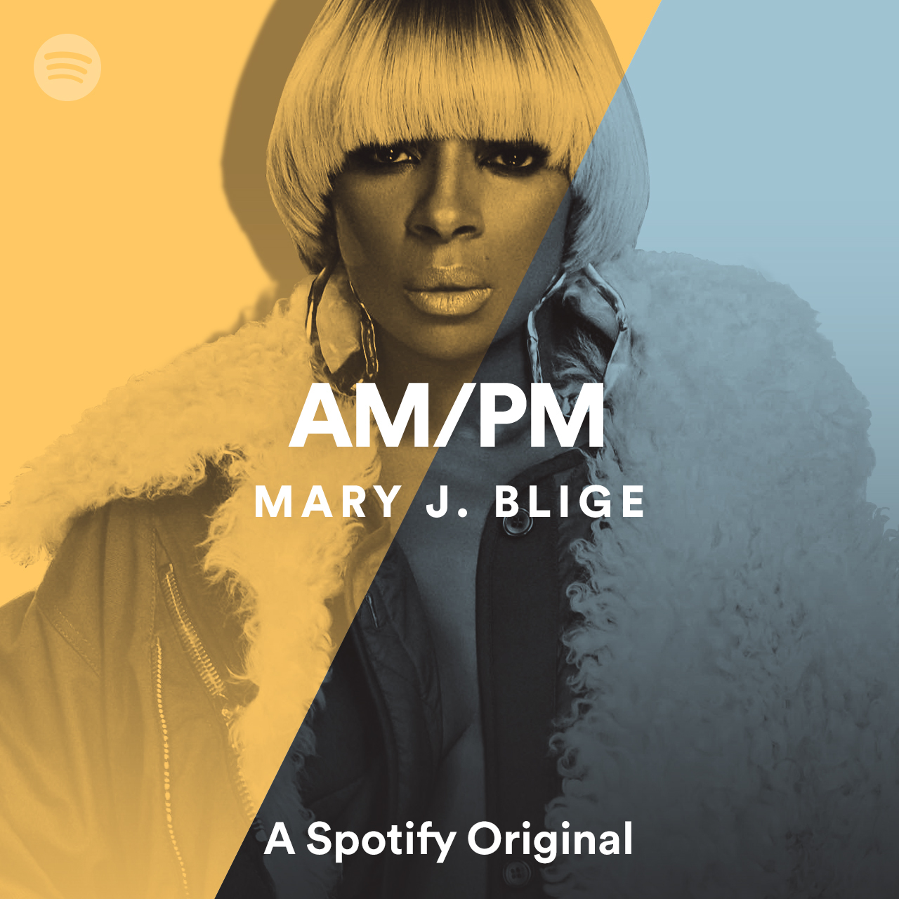 Mary J. Blige Talks New Album, Influences and Drops Playlist on AM/PM [Watch]