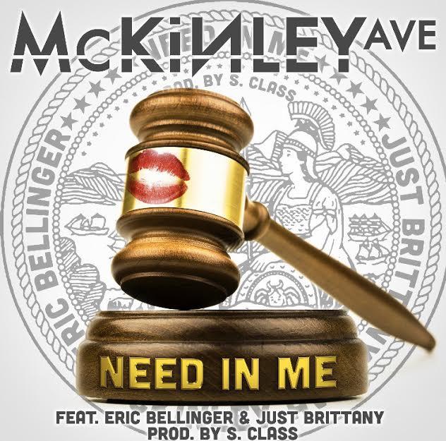 McKinleyAveRecruitsEricBellinger&JustBrittanyFor&#;NeedInMe&#;