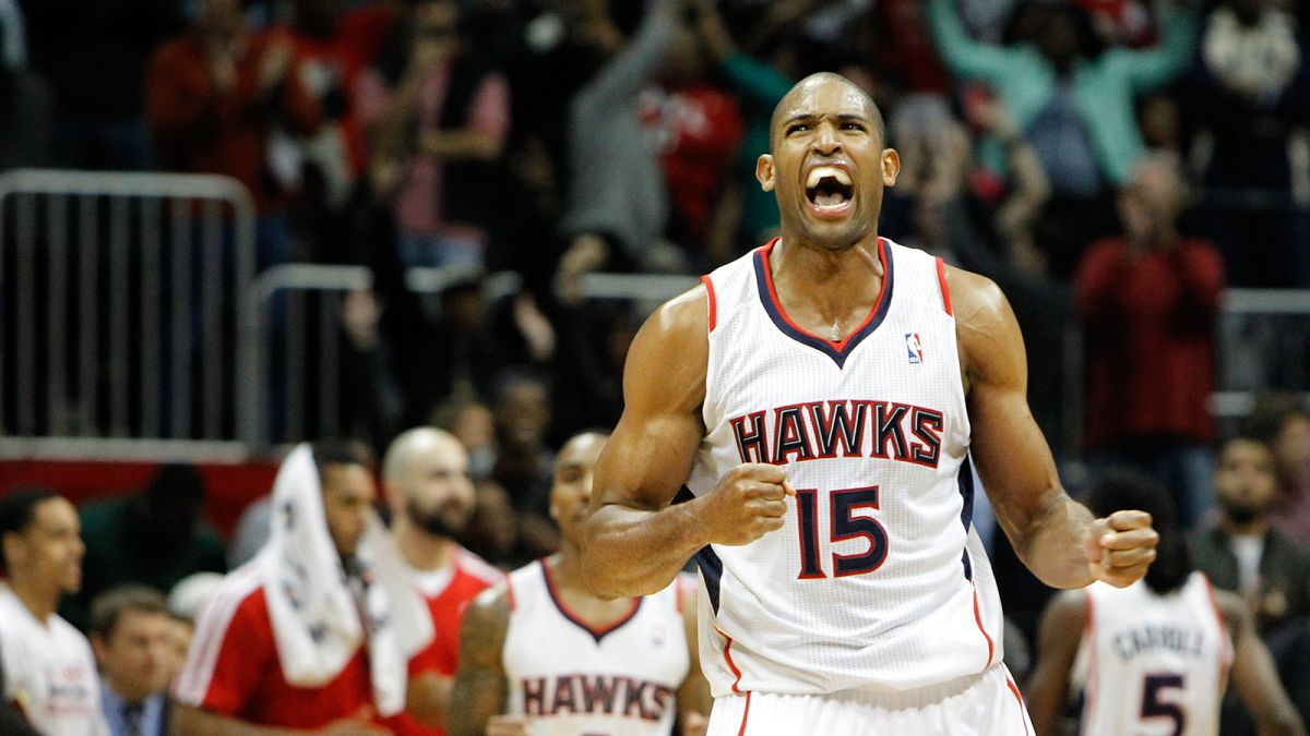 Al Horford Scoop B