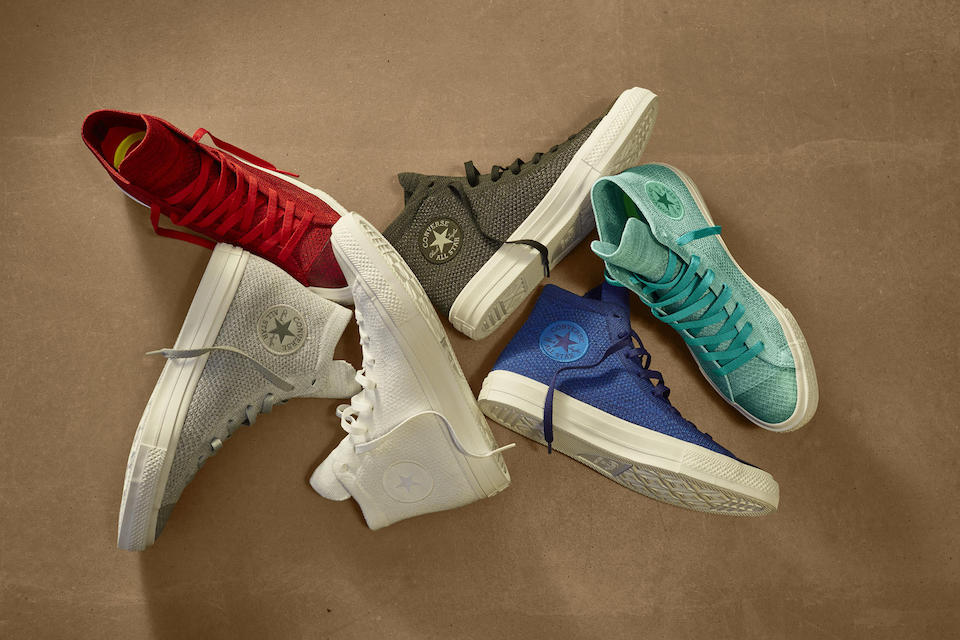 65507cfaeac6 Kick d Out  Converse s Chuck Taylor All Star Flyknit Collection ...