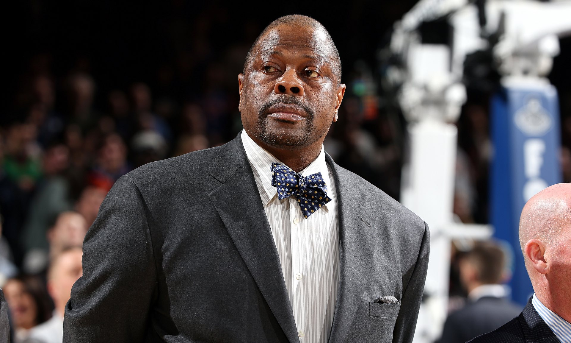 Patrick Ewing Hired As Geor own Men s Basketball Head Coach