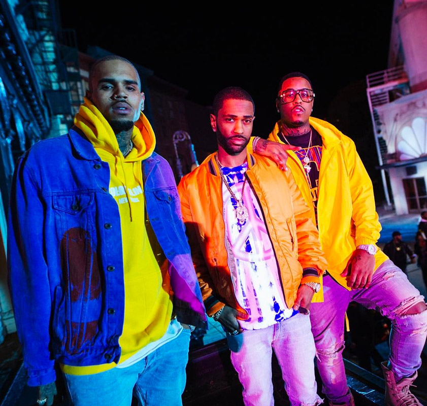 Jeremih Releases 'I Think of You' Video With Chris Brown, Big Sean